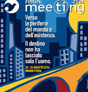 O poster do Meeting 2014.